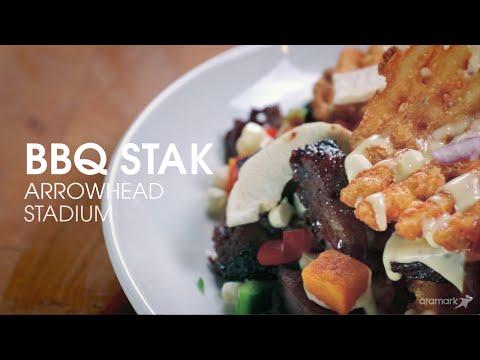 BBQ Stak at Arrowhead Stadium