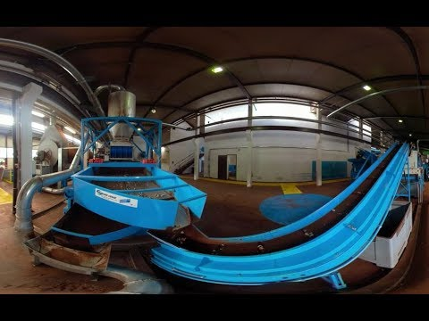 """Nespresso Recycling Factory """"360"""" Visit"""