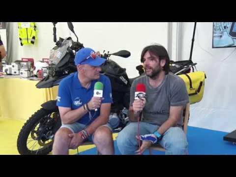 Motosx1000: Entrevista Charly Sinewan / BMW Riders 2018