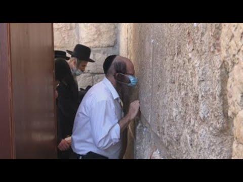 Tras un largo mes de confinamiento, comienza la desescalada en Israel