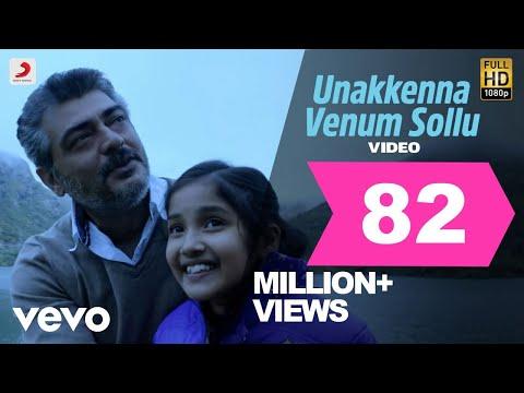 Yennai Arindhaal - Unakkenna Venum Sollu Video | Ajith Kumar, Harris Jayaraj - UCTNtRdBAiZtHP9w7JinzfUg