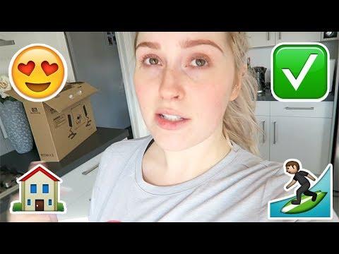 BEACH HOUSE HUNTING ? Vlog 414