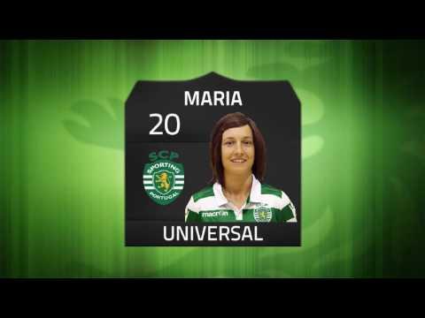 16/17 Resumo/Golos Jornada 8 - Campeonato Nacional Feminino - Sporting CP 4 x 1 Golpilheira