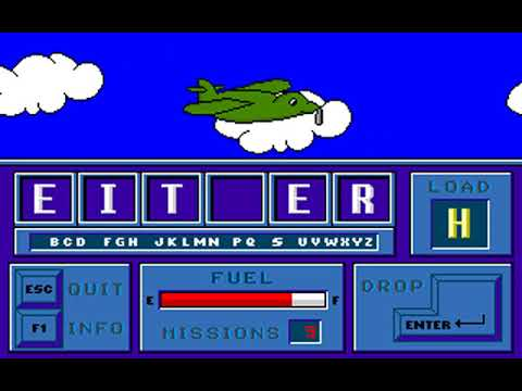 Letter Drop 2 (Dataware) (MS-DOS) [2003]