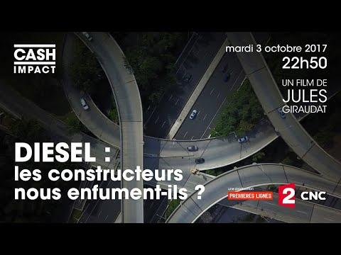 nouvel ordre mondial | Diesel : les constructeurs nous enfument-ils ? - Cash impact (intégrale)