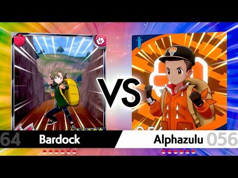 Bardock vs Spartan Alphazulu   Pokemon Shield: Singles battle! OU #6