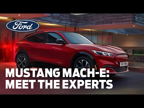 Meet The Experts | Mustang Mach-E | Ford EU