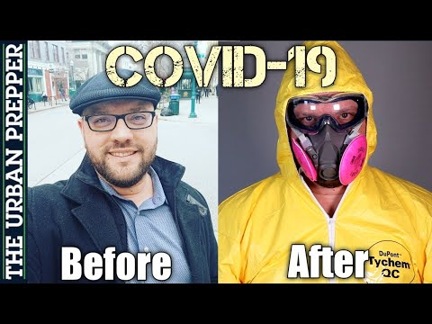 Before COVID-19. After COVID-19.
