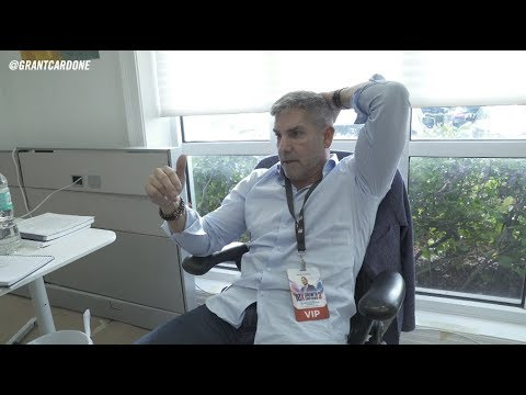 Grant Gives Tour of 10X Headquarters- Grant Cardone photo