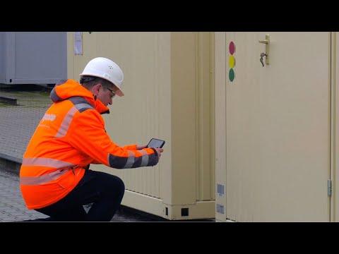 Menschen bei ALGECO: Dominik Jungmann zuständig für Flottenmanagement und Logistik