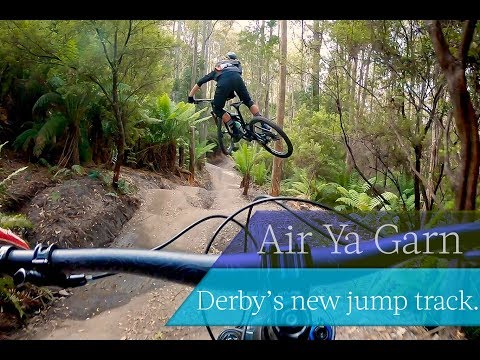 Derby's New Jump Trail - Air Ya Garn - Full GoPro Run