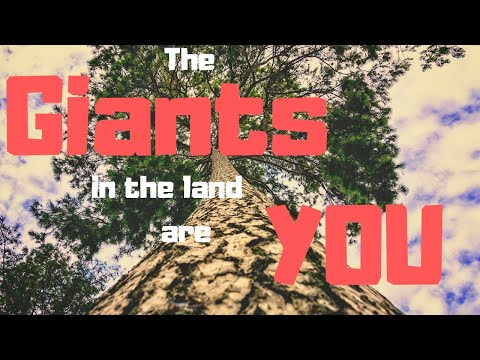 The Giants Are In The Land And It Is YOU!  OIL & SPICES ~ Ep  28
