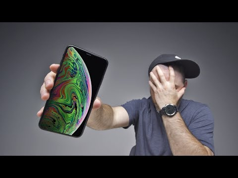 I'm Switching To The iPhone XS Max...