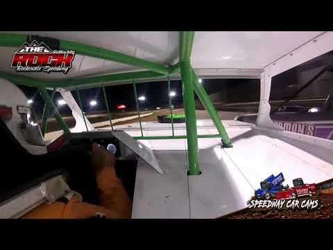 #C16-A1 Allen Turner - Super Stock - 7-9-21 Rockcastle Speedway - In-Car Camera - dirt track racing video image