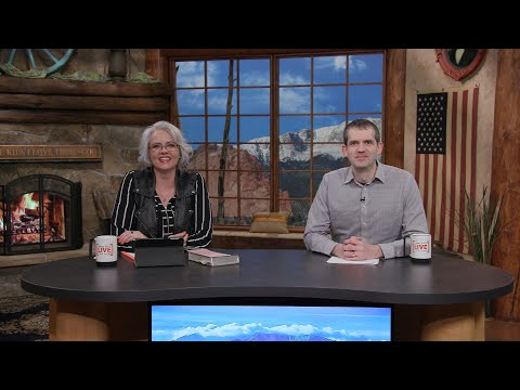 Charis Daily Live Bible Study: Less Busy, Better Results - Daniel Bennett - March 29, 2021