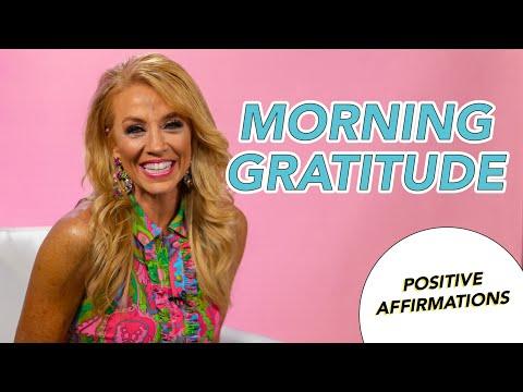 Positive Gratitude Affirmations