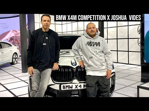 BMW X4 M Competition by Joshua Vides | EXCLUSIVE LOOK | 4K