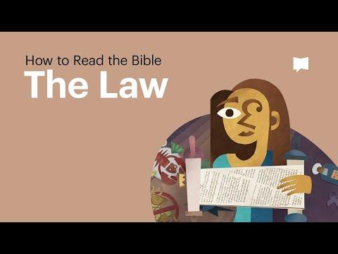 Reading Biblical Law