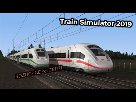 3DZUG-ICE4: ICE1171 -- Livestream 10/03/2019