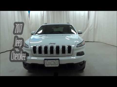 2017 Jeep Cherokee at Schmit Bros Jeep/Dodge/Chrysler in Saukville, WI!