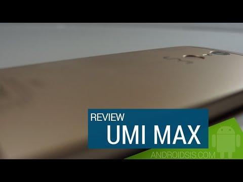 Review UMI MAX en Español