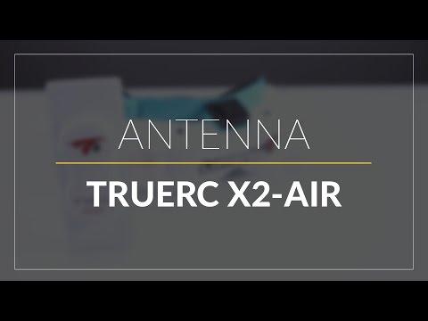 TrueRC 5.8GHz X²-AIR // Antenna // GetFPV.com - UCEJ2RSz-buW41OrH4MhmXMQ