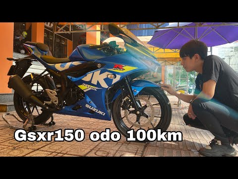 MOTO SUZUKI GSXR150 2020 VỪA MUA TRONG HÃNG RA ĐÃ BÁN | MINHBIKER