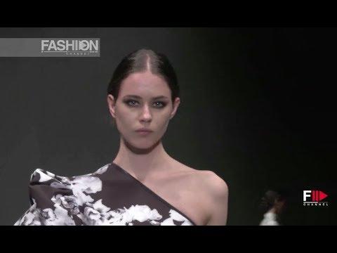 MONICA BERLANAS Montecarlo Fashion 2019 - Fashion Channel