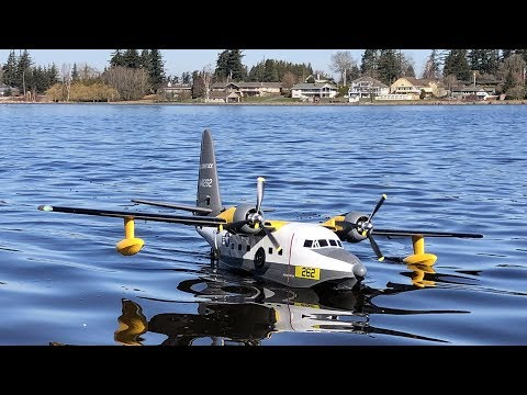Hobbyking Avios Grumman ALBATROSS 1620mm LAKE FUN!! - UCLqx43LM26ksQ_THrEZ7AcQ
