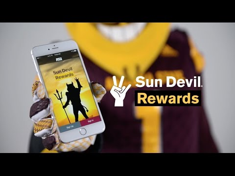 Sun Devil Rewards is Here!