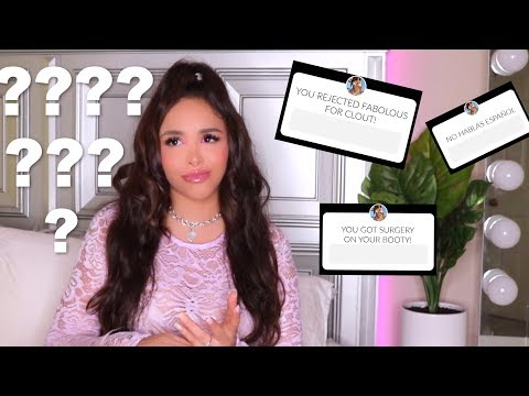 REACTING TO ASSUMPTIONS ABOUT ME - IN SPANISH TOO