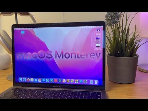 macOS Monterey | RECENSIONE COMPLETA ITA