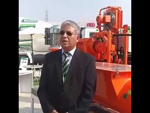 """Schwing Stetter launches the """"Sludge Pump"""" a novel new technology to Save Water India"""