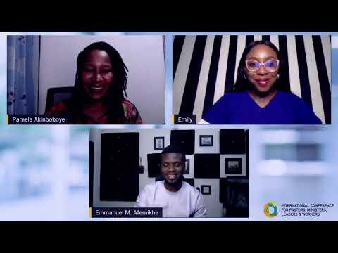 Journey to ICPMLW with Mrs Pamela Akinboboye