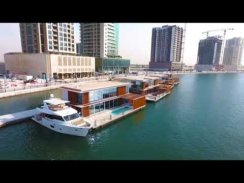 Gulf Craft at the Newly Launched Marasi Business Bay