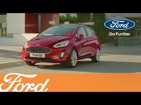 Der neue Ford Fiesta - Sicherheit & Diebstahlschutz | Ford Austria