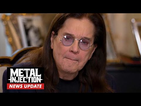 OZZY Cancels 'No More Tours 2' North American Dates | Metal Injection