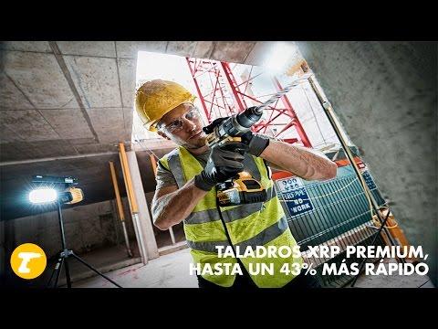 Descubre el nuevo taladro XRP premium DCD996P2 18V de DEWALT