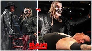 BRAY WYATT ATTACKS THE UNDERTAKER RAW 2019 ? WWE THE FIEND VS THE UNDERTAKER 2019 !