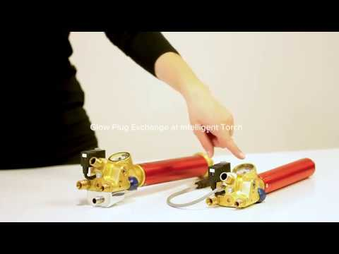 Glow plug exchange at intelligent torch Episode 6 (two seals)