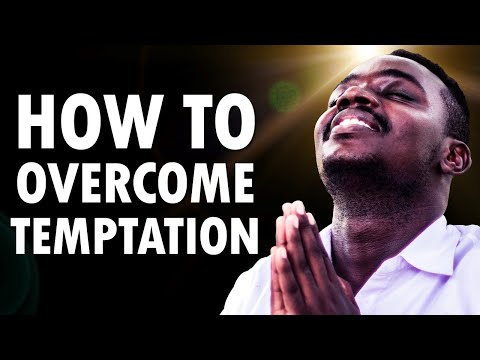 How to OVERCOME Temptation (without this information you will fall hard) - Morning Prayer