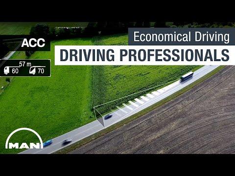 MAN Driving Professionals: Economical Driving