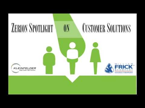 Zerion Spotlight on Customer Solutions: Kleinfelder
