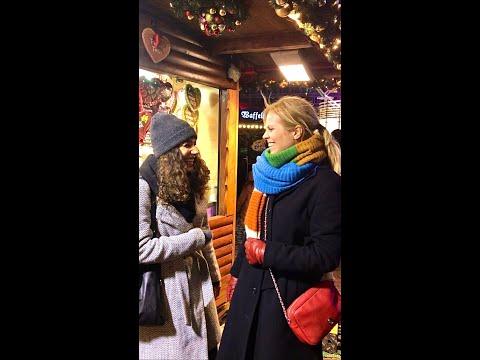 Weihnachten mit der SOKO Leipzig: Melanie Marschke & Amy Mußul