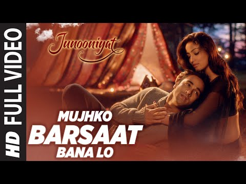 Mujhko Barsaat Bana Lo Lyrics - Junooniyat   Armaan Malik