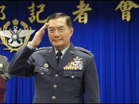 Breaking Taiwan Top General Killed Helicopter Crash