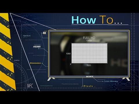 Tutoriel : Les différentes résolutions des caméscopes expliquées – SD, HD & 4K