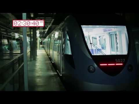 Serco in Action - Dubai Metro