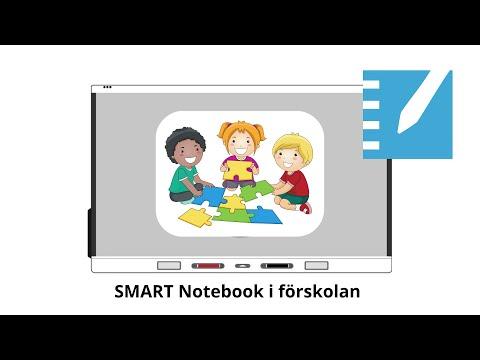 SMART Board och SMART Notebook i förskolan