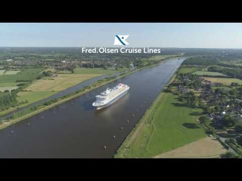 Cruising German Waterways with Fred. Olsen - cruise L1925